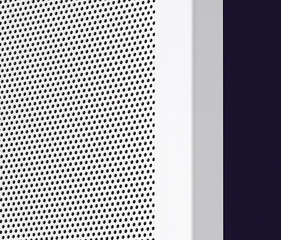 Archimede screen wall by Caimi Brevetti