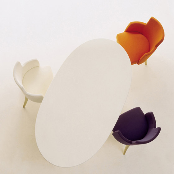 Turnè Armchair P by Accademia