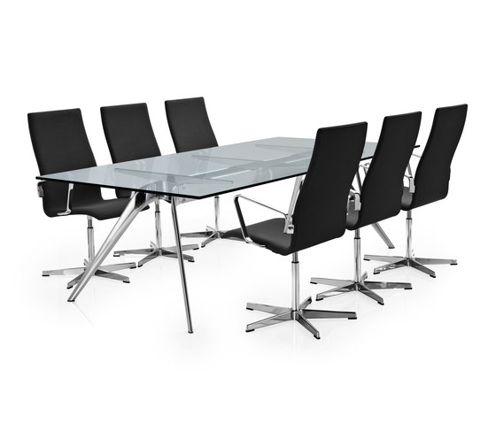 T No 1 Tb5 Meeting Room Tables By Fritz Hansen