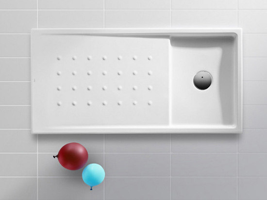 Malta shower tray by ROCA