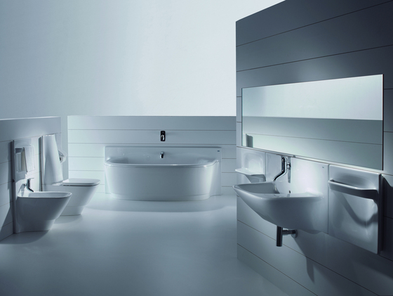 Frontalis WC suite by ROCA