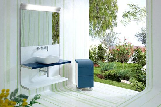 Khroma WC suite von ROCA