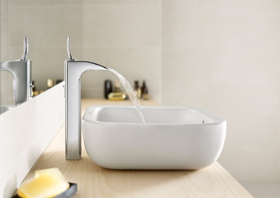 Evol | Basin mixer by ROCA