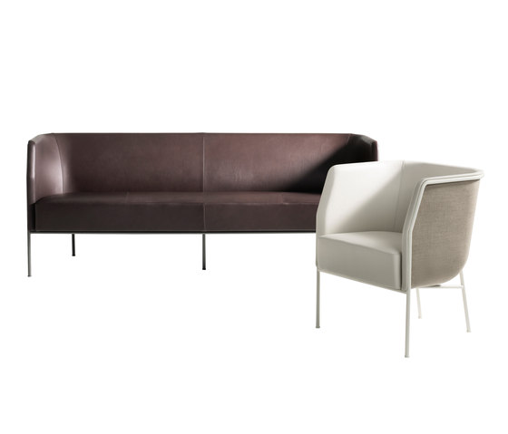Cajal | Sofa by Lammhults