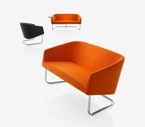 Club Armchair by Lammhults