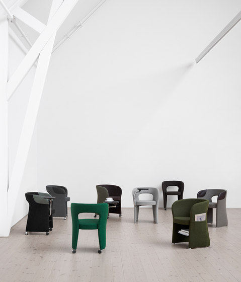 Cover Easy Chair by Lammhults