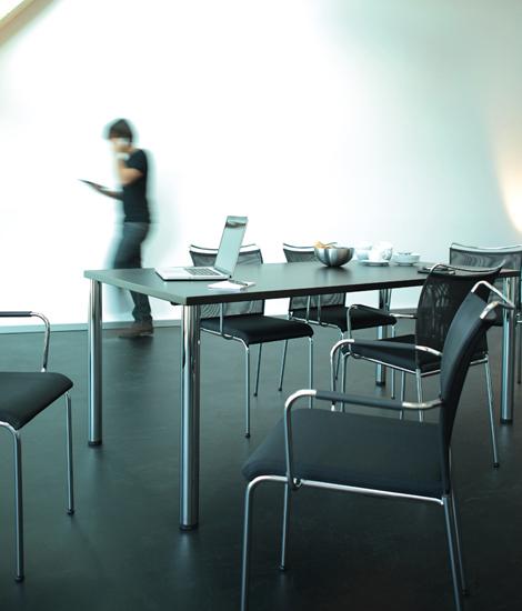 Kerta Table by Dietiker