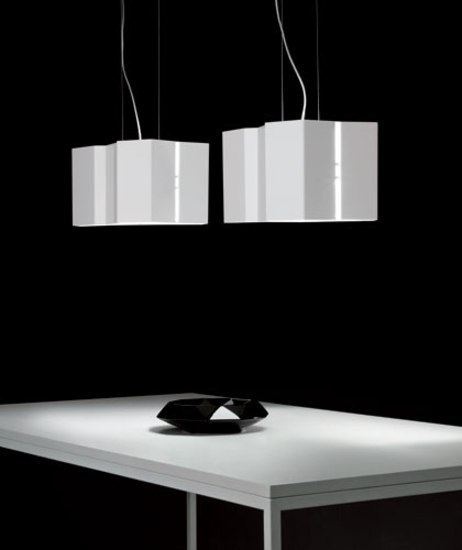 Fold wall lamp 1300 mm by Pallucco