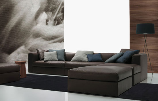Dune sofa by Poliform