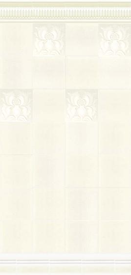 Art Nouveau wall tile F40.46 by Golem GmbH