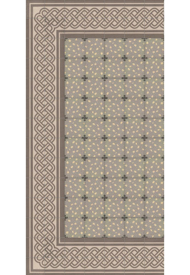 Floor stoneware tile SF301 di Golem GmbH
