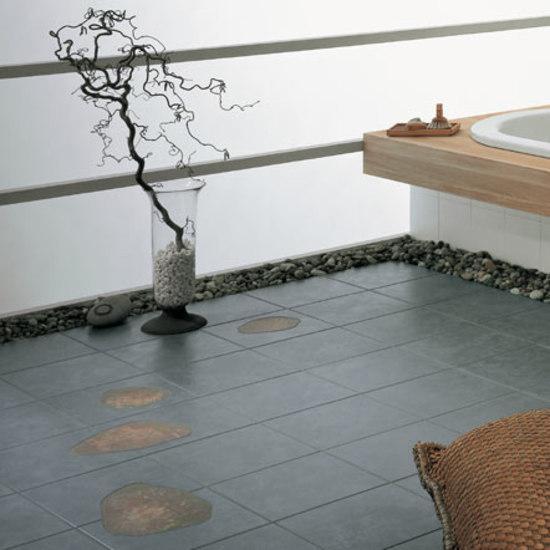 Kerarock mocha semi gloss 33x33 by steuler|design