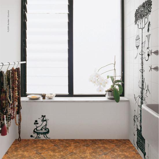 Cuban Black 5 60x160cm by Ceramica Bardelli