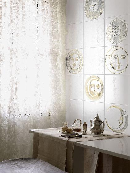 Soli e lune Oro 2N by Ceramica Bardelli