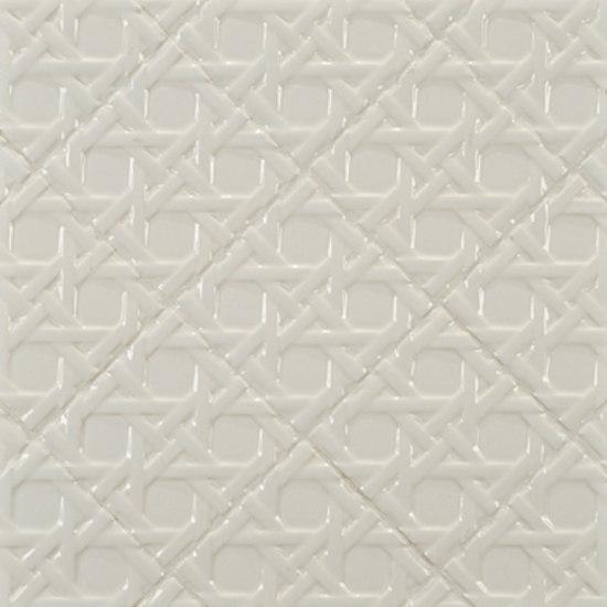 Modern fretwork 11x11 by Ann Sacks