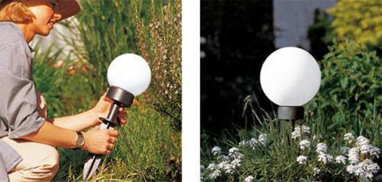 Luminaire de jardin 5046 5047 5048 clairage g n ral de - Luminaires de jardin ...