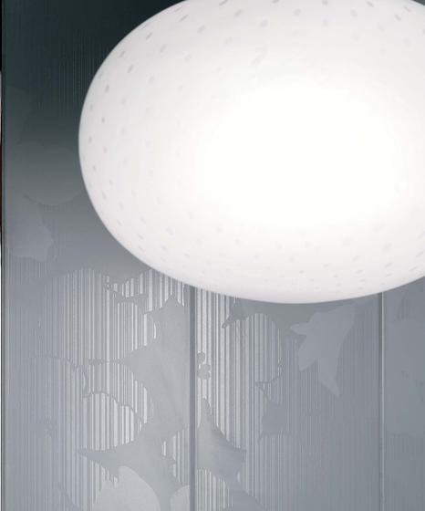 Glamour bianco fiore 75x25 di Iris Ceramica