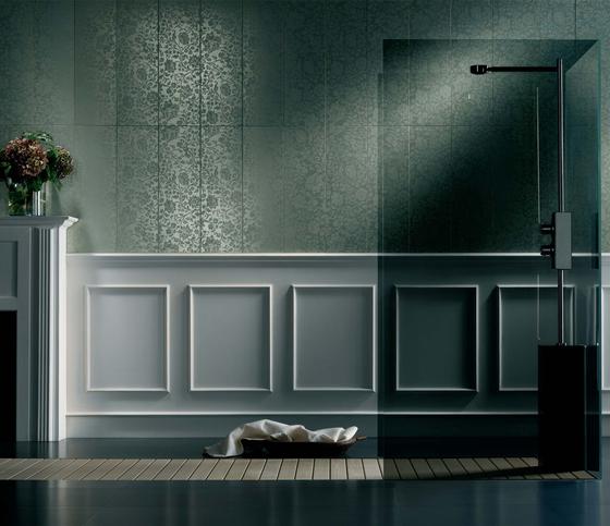 Miraggio oro 75x25 by Iris Ceramica