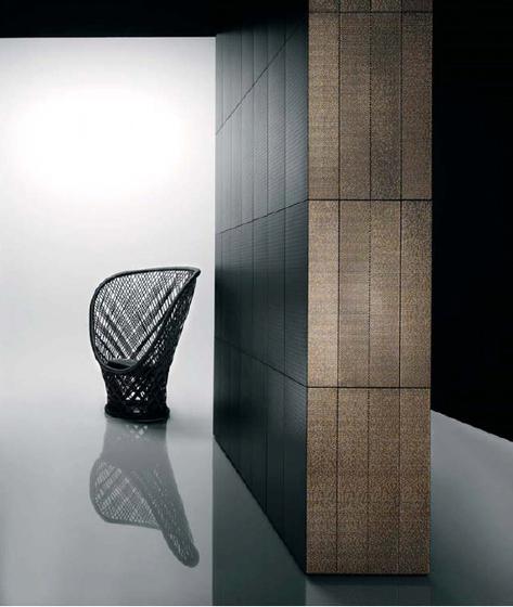 Mida oro 75x25 by Iris Ceramica