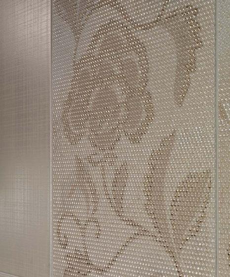 Oasi argento 33,3x33,3 by Iris Ceramica
