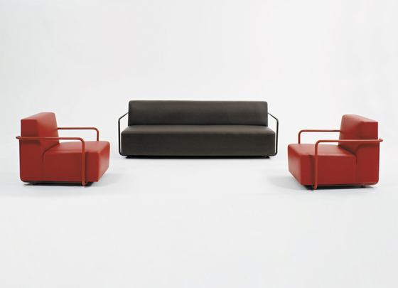 Reader Sofa by Dune