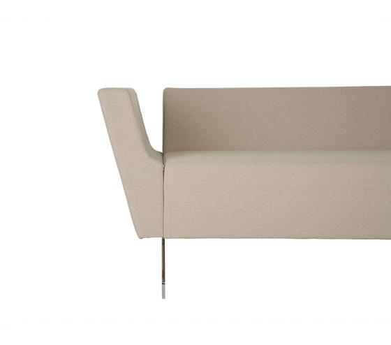 Cliff modular sofa system by Edsbyverken