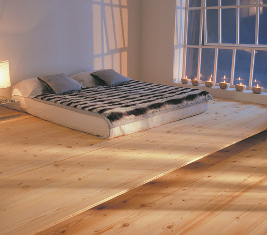 mafi FIR Winter Wood wide-plank. brushed  |  white oil by mafi