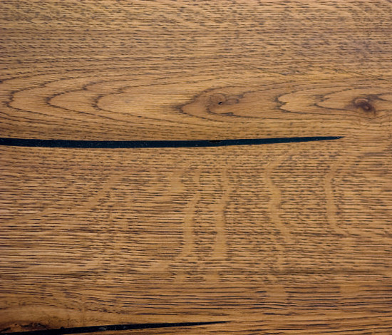 mafi Magic OAK wide-plank black. hand-planed  |  nature oil by mafi
