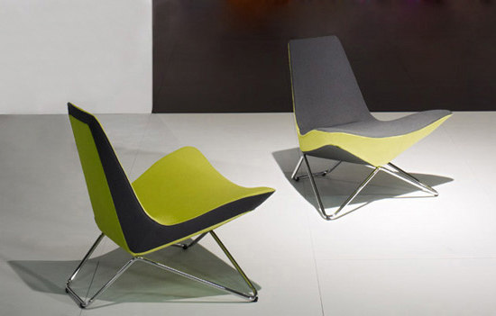 MYchair Lounge by Walter Knoll