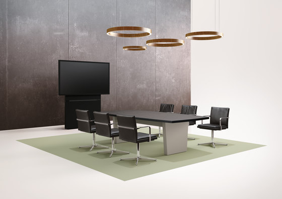 George Lounge by Walter Knoll