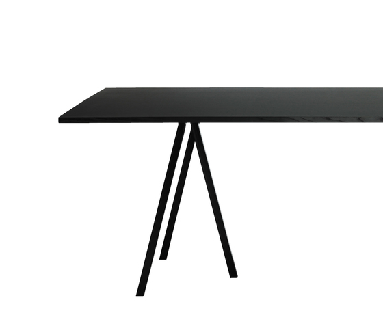 Loop Stand High Table 200 by Hay