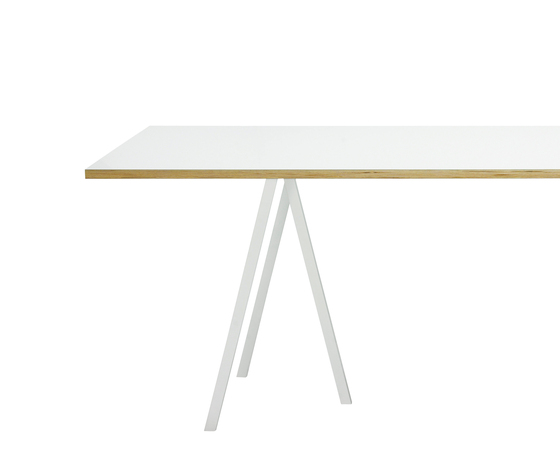 Loop Stand High Table 160 by Hay