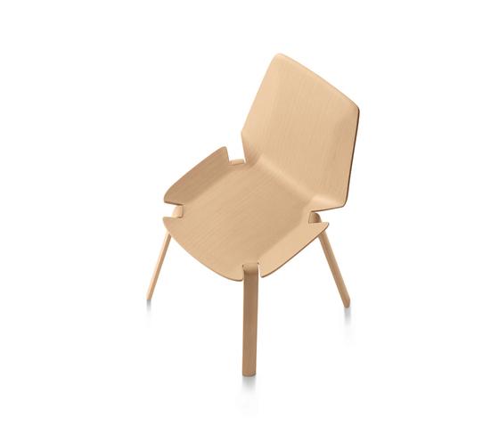 Gap Chair di Fornasarig