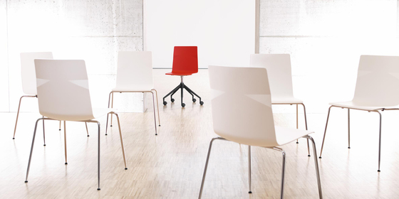 meet chair mt-222 de Sedus Stoll