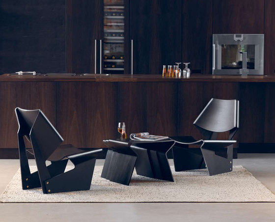 Gj Bow Chair Lounge Chairs From Lange Production