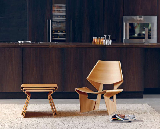 GJ Bow Chair von Lange Production
