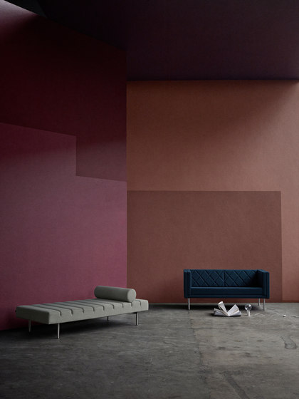 Harlequin Sofa by +Halle