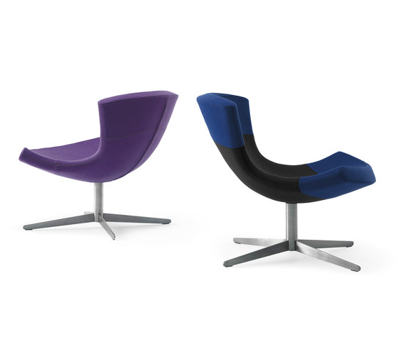 Jet Lounge Chair by +Halle