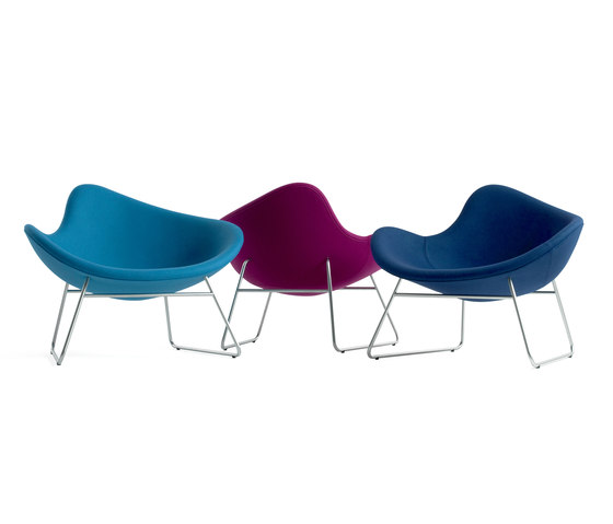 K2 Swivel Chair by +Halle