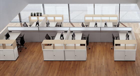 T-Workstation by Bene