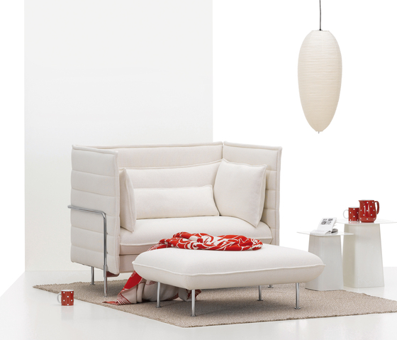 Alcove Three-Seater di Vitra