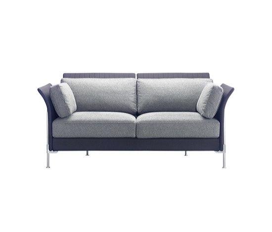 Low Soft Shell Sofa Vitra Producto