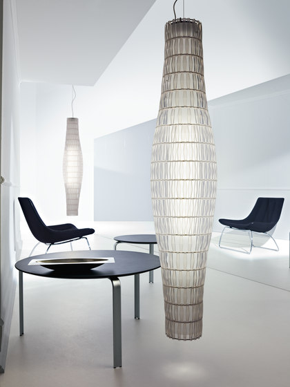 Tropico Ellipse suspension by Foscarini