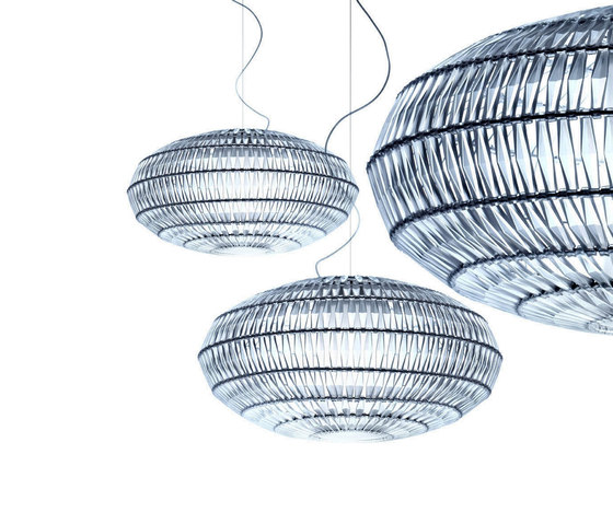 Tropico Ellipse suspension de Foscarini