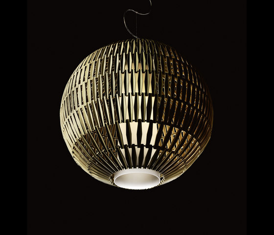 Tropico Sphera suspension by Foscarini