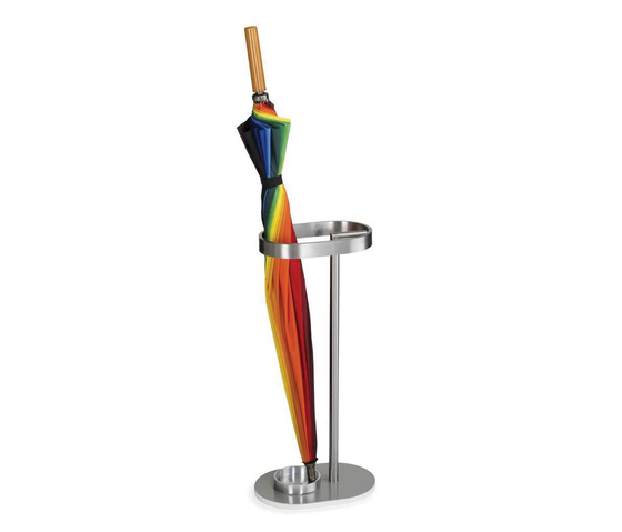 Ellips Umbrella Stand by Lourens Fisher