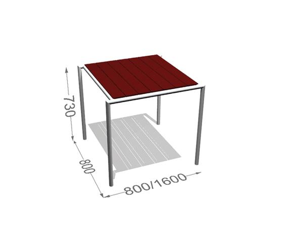Soda Table by Inno