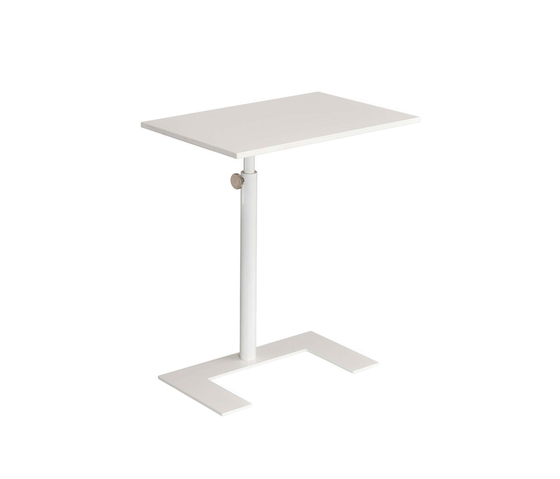 For U White Occasional Table by Lourens Fisher
