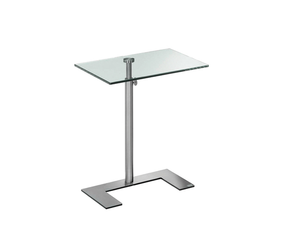 For U White Occasional Table de Lourens Fisher