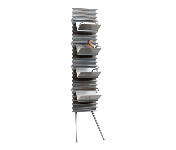 Metalwaves Wallstand by Lourens Fisher